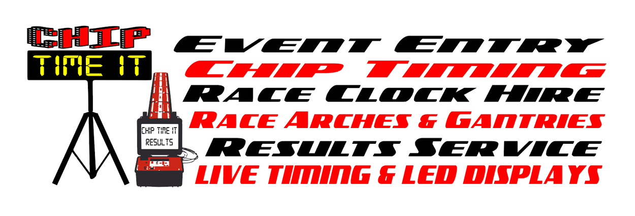 chip timing hire event entry runnning events triathlons cycling north west england uk