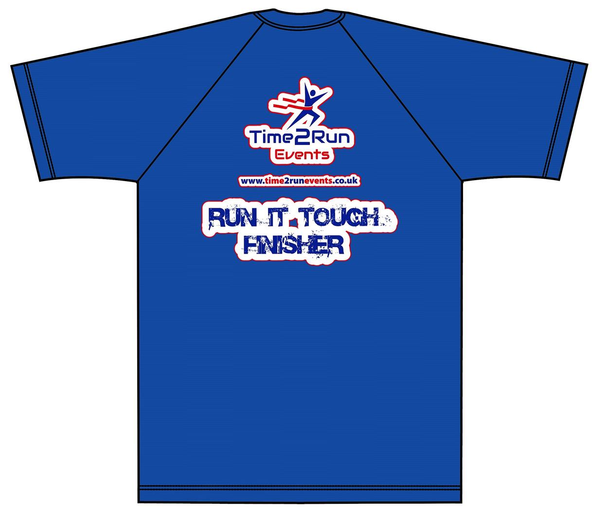 Bolton Hill Marathon Finisher Shirts