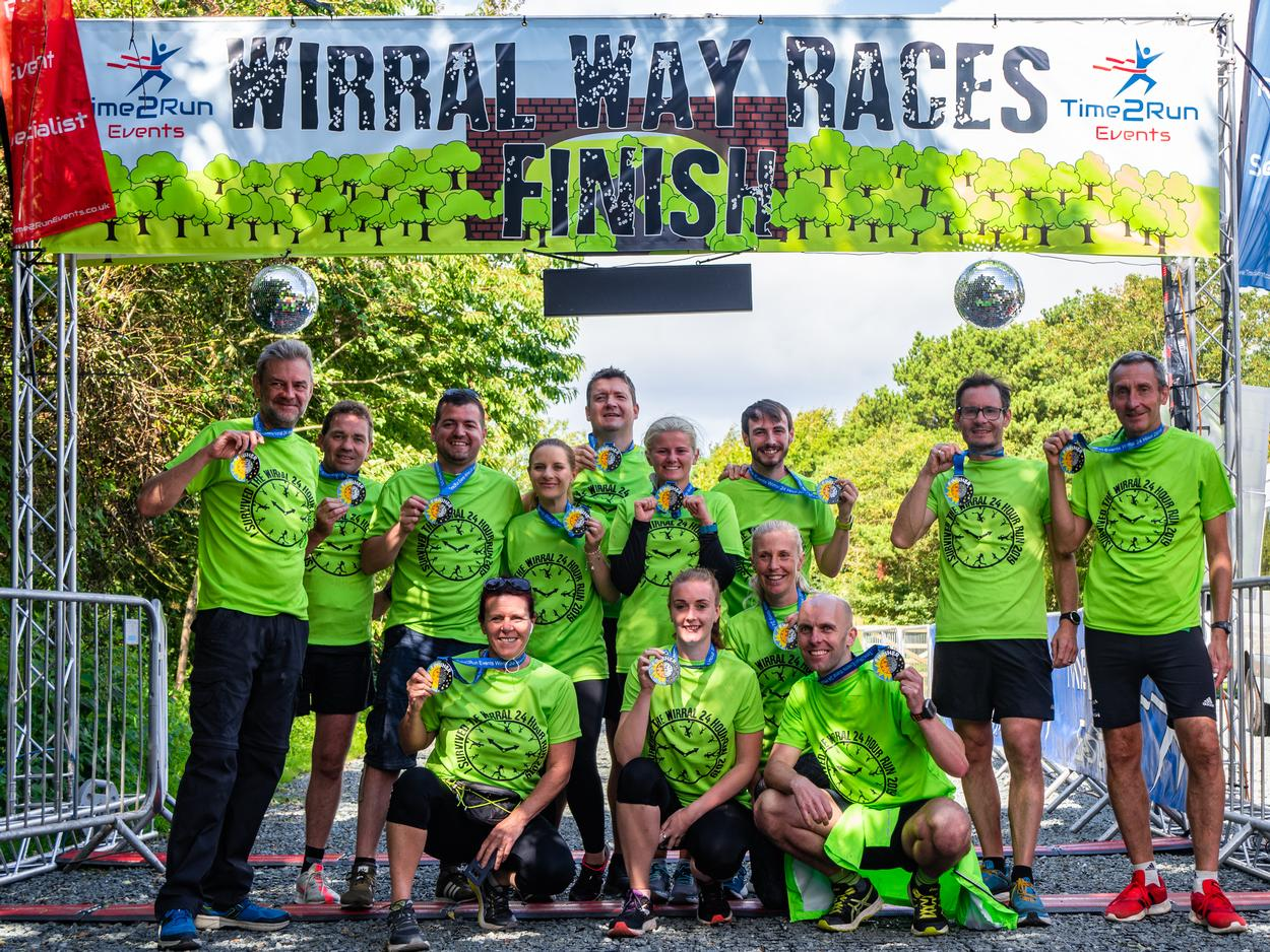 24 hour wirral time2run race