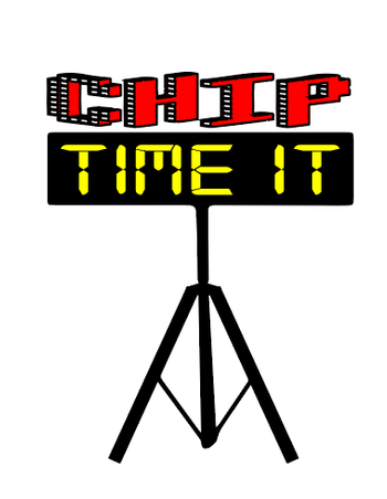 Chip Time  logo