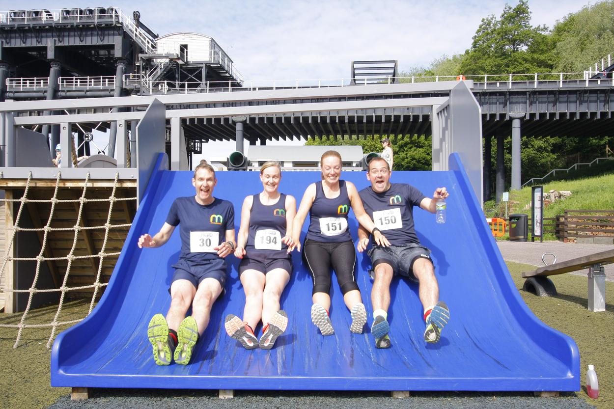 anderton boat lift 10k and 1 mile fun run
